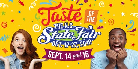 Taste of the State Fair tickets