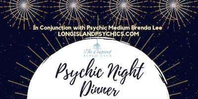 Psychic Night Dinner