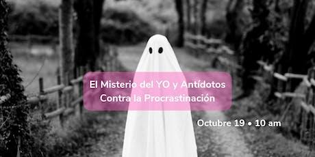 Coaching por ZOOM: Misterios del YO y Antídotos Contra la Procrastinación entradas
