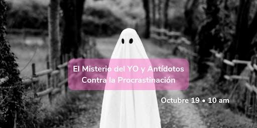 Coaching por ZOOM: Misterios del YO y Antídotos Contra la Procrastinación