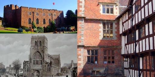 Design Series,   The History of Bricks and Bonds in Shrewsbury