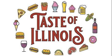 Taste of Illinois tickets