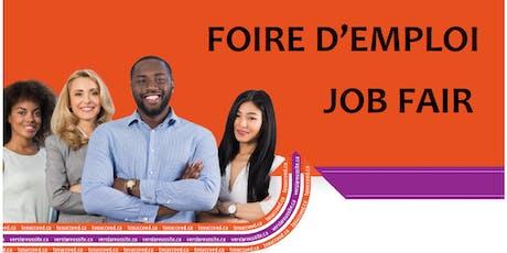 Foire d'Emploi du CSC Vanier Job Fair tickets