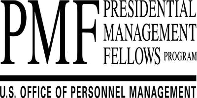 2019 Agency PMF Coordinator's Training Conference for October 8-9, 2019