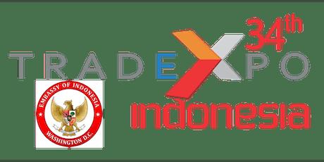 Menuju $ 60 Milyar Perdagangan Indonesia dan Amerika Serikat tickets