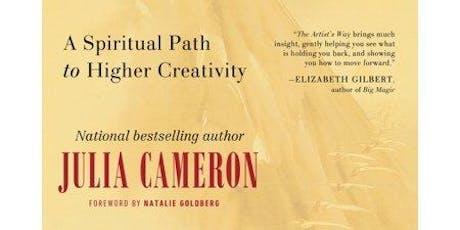 A Spiritual Path to Higher Creativity- Women's Circle tickets