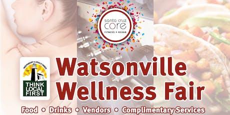 Watsonville Wellness Fair tickets
