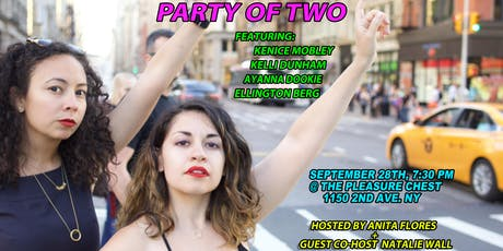 Party of Two: September Edition tickets