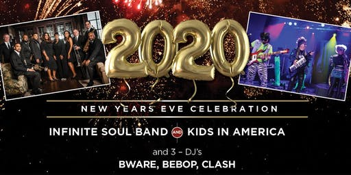 New Year's Eve 2020 Celebration!