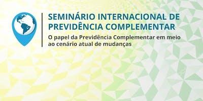2º Seminário Internacional de Previdência Complementar