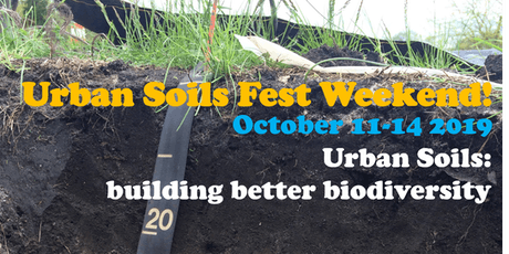 2019 Urban Soils Fest Weekend: 4th Annual Urban Soils Symposium tickets