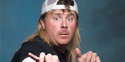 Comedian Donnie Baker