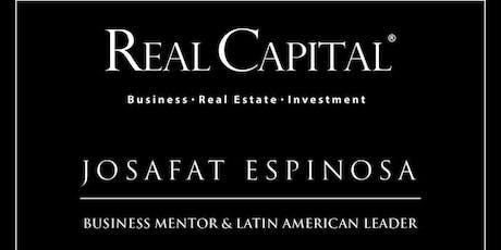 Open House Real Capital boletos