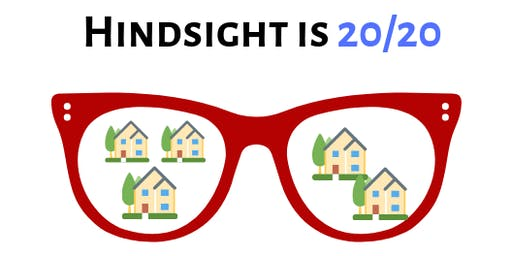 Hindsight is 20/20 | Get Clear about making money in January 2020 - Oct. 22
