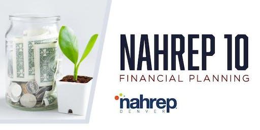 NAHREP Denver: NAHREP 10-Financial Planning