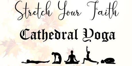 Cathedral Yoga tickets