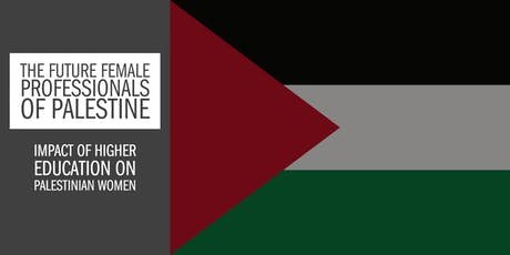 The Future Female Professionals of Palestine tickets