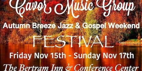 Autumn Breeze Wine & Jazz Festival at The Bertram Hotel tickets