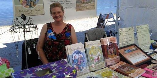 Local San Jose Children's Author Appearance at Almaden Art & Wine Festival