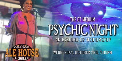The CT Medium - Psychic Night