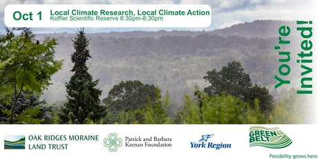 Local Climate Research, Local Climate Action tickets
