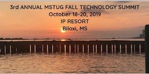 MSTUG 2019 Fall Technology Summit - Guests