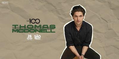 Casa Nexxt apresenta: Thomas McDonell em São Paulo
