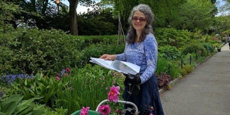 Autumn Highlights Garden Tour with Public Garden Designer Ronda M. Brands tickets