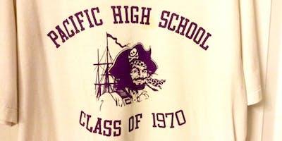 Pacific High School 50th Reunion Class of 1970 & Friends
