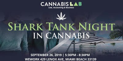 Cannabis LAB 2nd Annual Spark Tank - Pitch Slam