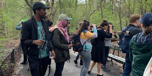 Bird Walk with Outdoor Afro NYC led by Jeffrey Ward and Akilah Lewis