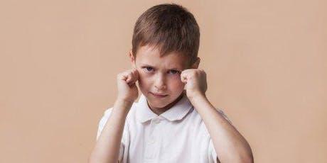 Quando i bimbi litigano e sono aggressivi - con Markus Fingerle biglietti