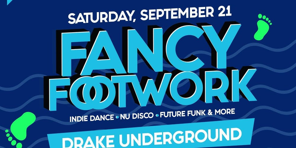 Fancy Footwork Tickets, Sat, 21 Sep 2019 at 11:00 PM