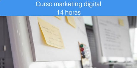 Curso Marketing Digital tickets
