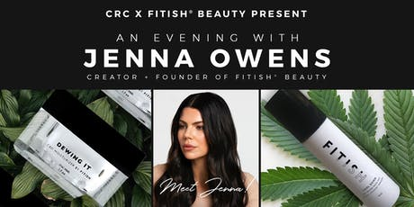 An Evening with Jenna Owens of FITISH Beauty tickets