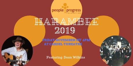 Harambee 2019 tickets