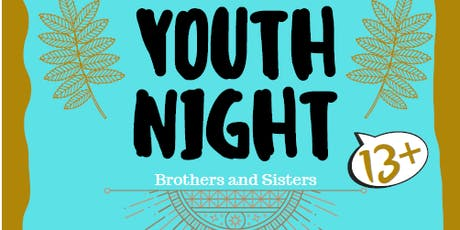 Youth Night - Pickering Islamic Centre tickets