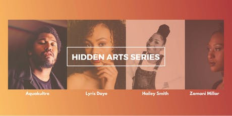 Hidden Arts Series tickets