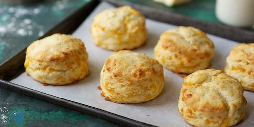 Orange Chocolate Chip Scones and Cheese Biscuits $85