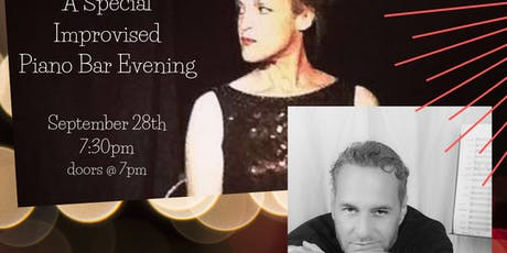 A Special Improvised Piano Bar Evening! tickets