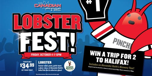 CBH Lobster Fest 2019  (Prince George)