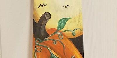 Pumpkin Stave