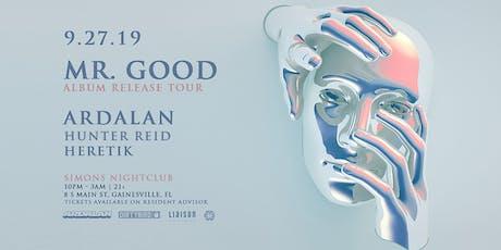 Ardalan: Mr Good Tour @ Simons tickets