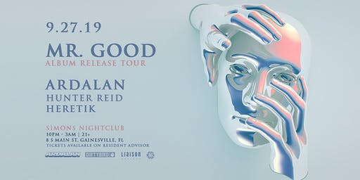 Ardalan: Mr Good Tour @ Simons