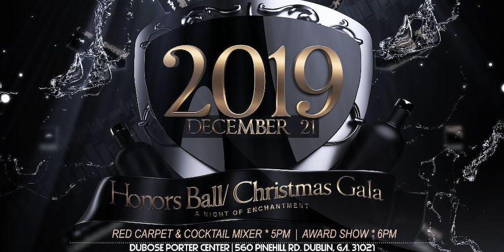 Dublin Honors Ball / Christmas Gala 2019 Tickets, Sat, Dec