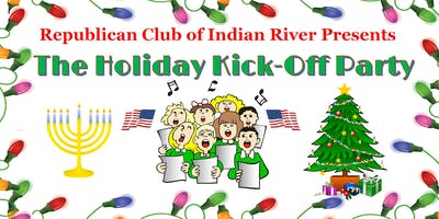 The Holiday Kick-Off Party presented by The Republican Club of Indian River