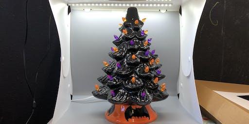 Halloween Spooky Tree Party