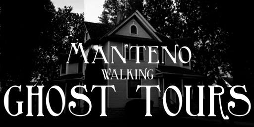 Manteno Walking Ghost Tour - Original