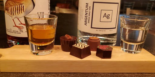 Chocolate and Cocktail Tasting