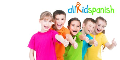 FREE TRIAL CLASS Spanish Immersion After School K & 1st Grade tickets